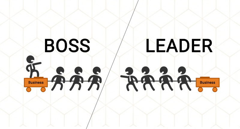 Who are you a Boss or Leader?